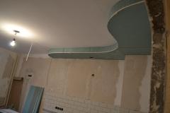 ГКЛ потолок
